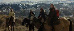 Reitabenteuer auf dem Pferd durch Kirgisistan entlang der Seidenstrasse