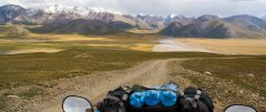 ATV offroad adventure tour from Kyrgyzstan to the Taklamakan desert
